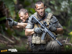 Strike Back Season 6 Premiere