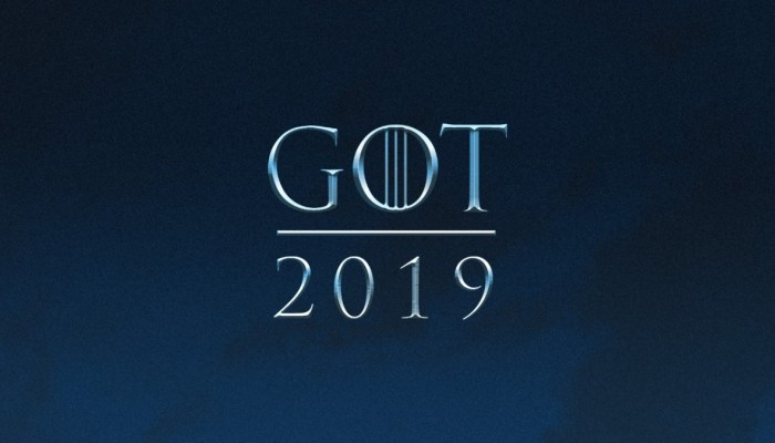 Game of thrones season 8 tease and premiere date