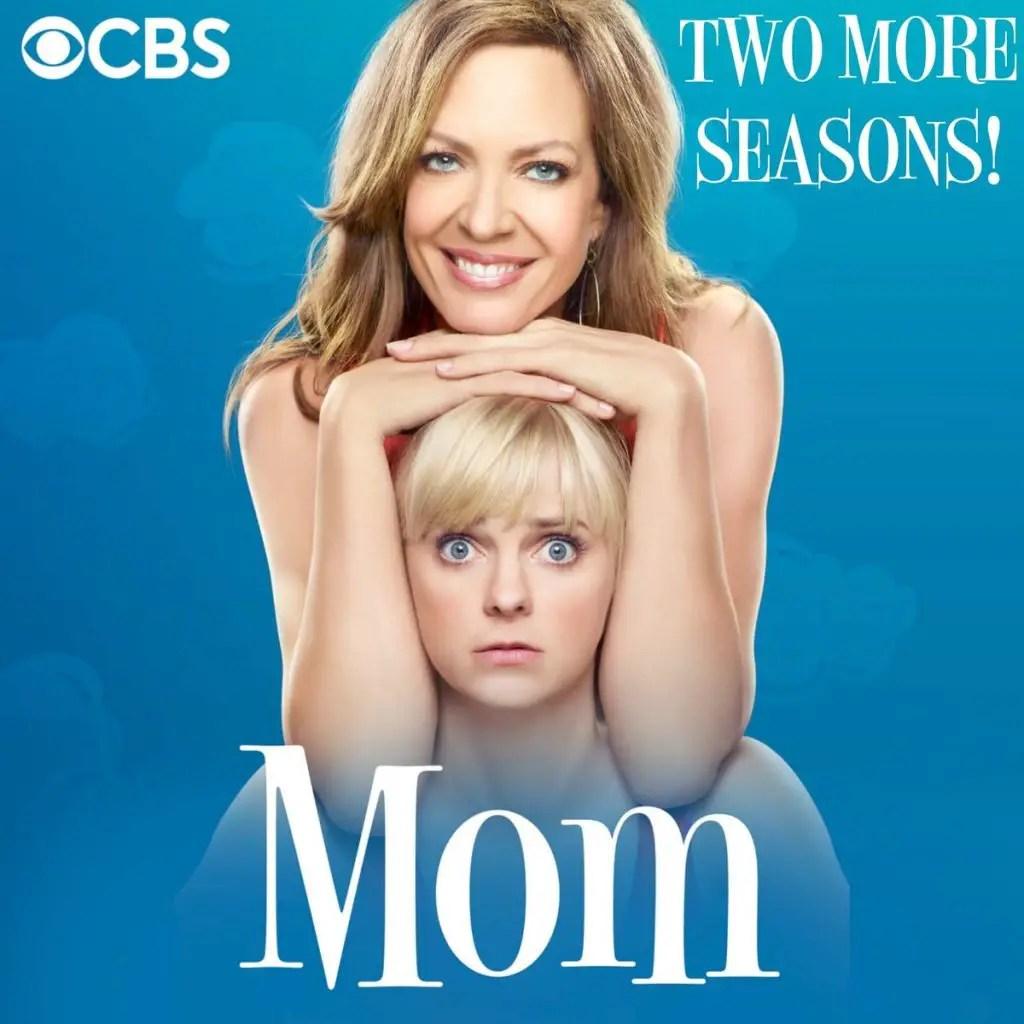 CBS Renews Mom for 2 more seasons