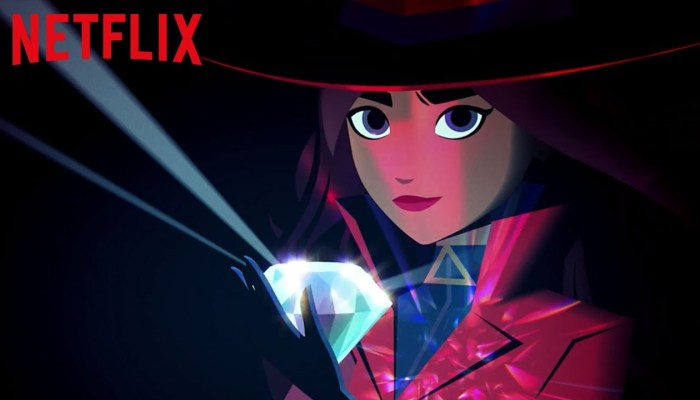 Carmen Sandiego Renewed for Season 2