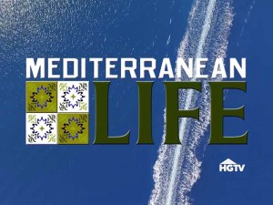 HGTV Announces new Show Mediterranean life