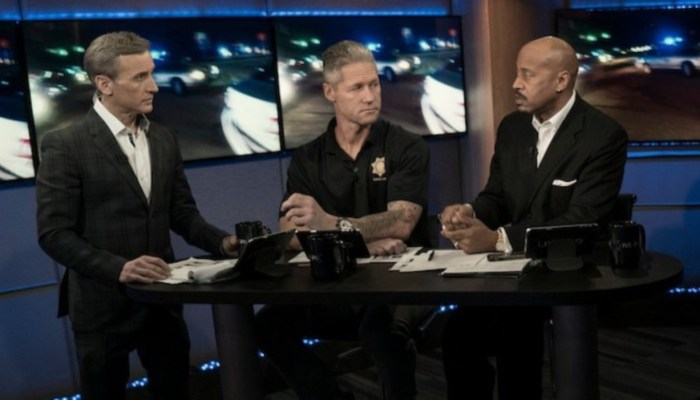 A&E Announces New Series Live Rescue