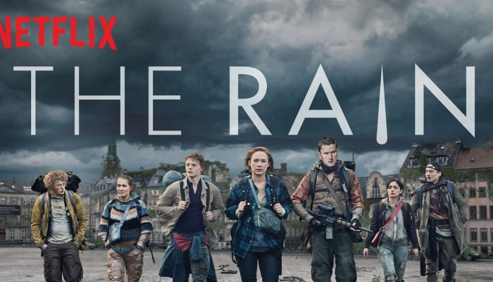 The-Rain-renewed for season 3