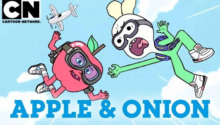 apple and onion renewed