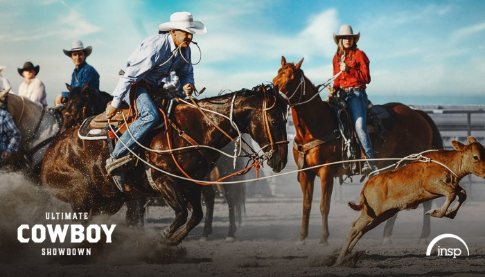 ultimate cowboy showdown premiere date