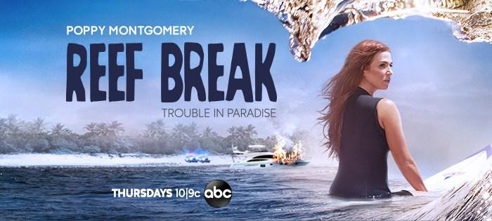 reef break cancelled by ABC