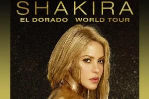 Shakira In Concert: El Dorado World Tour HBO Premiere Date