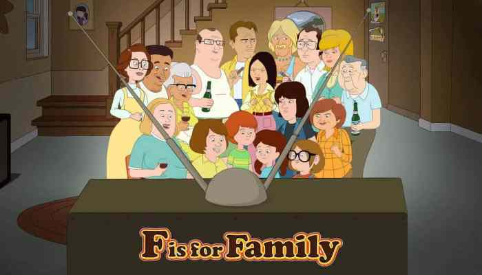 F Is For Family Renewed For Fifth and Final season