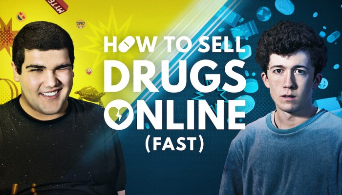 How to Sell Drugs Online (Fast) renewed for season 3