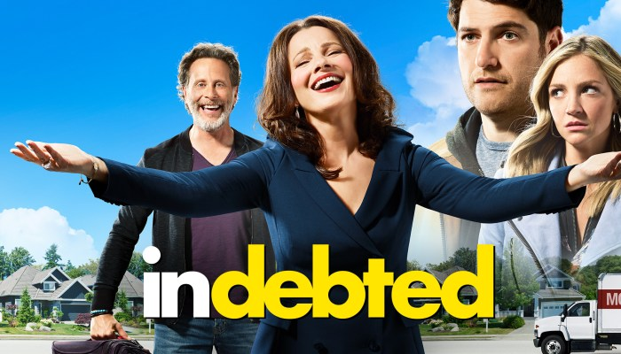 indebted cancelled by NBC