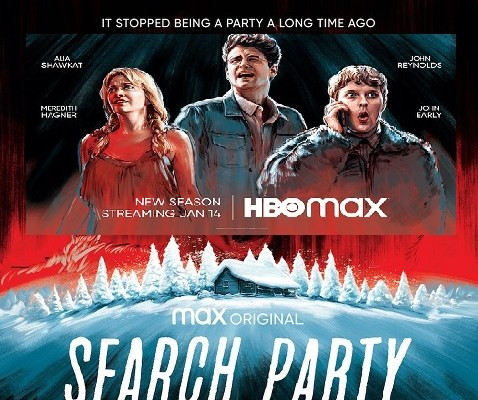 Search Party renewed for season 5