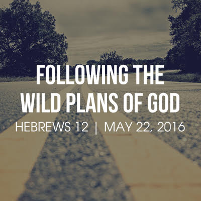 Following the Wild Plans of God - Teaching Button