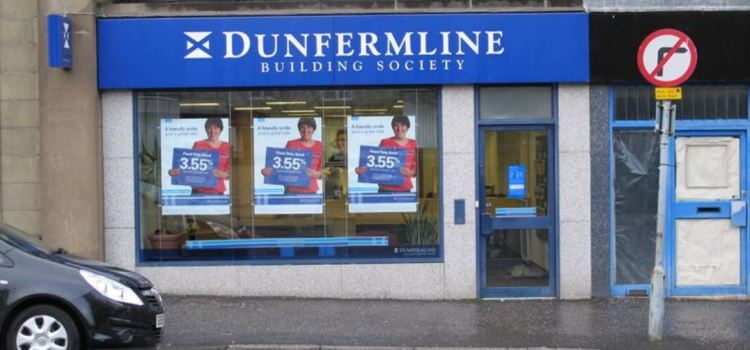 Johnstone Dumferline Building Society branch set to close in June