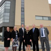 New Linwood Tweedie Hall and Library gets a thumbs-up