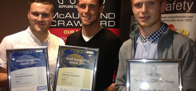 Local Butchers win awards for their sausages