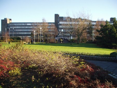 Renfrewshire Council HQ