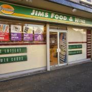 Food store in Elderslie collecting goods for Renfrewshire Foodbank