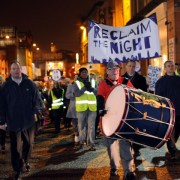 Renfrewshire's residents to march against violence this evening