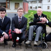 Local war veteran honoured by Russian Government for WW2 Arctic Convoys role