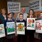 Pupils prove it's great to be a Safe Kid