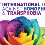 Council leader backs the International Day Against Homophobia and Transphobia