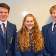 Houston teenager wins national speaking competition