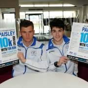 'Early birds' urged to sign up now for Paisley 10k road race