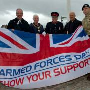 Photos from National Armed Forces Day held at Paisley Abbey & Council HQ