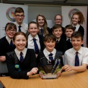 Gryffe High School pupils first to win top Fairtrade award