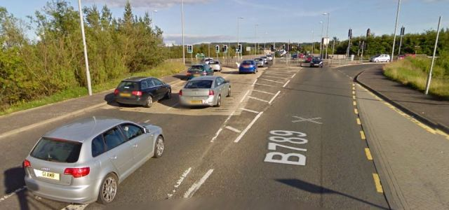 Man jailed after being caught with £50,000 worth of cannabis on the Johnstone bypass