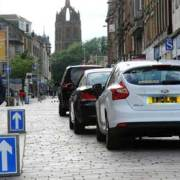 Paisley High Street opens to traffic for first time in 18 years
