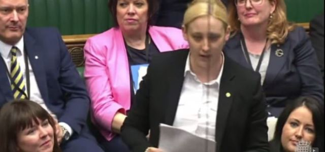 Videos: Gavin Newlands, Mhairi Black maiden speeches, both mock George Osborne housing benefit policy