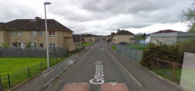 Police find drugs in Greenend Avenue, Johnstone.
