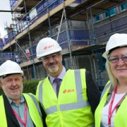 Work starts on £5million housing project tackling fuel poverty