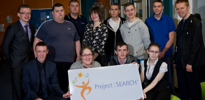 Setting Off on Project SEARCH