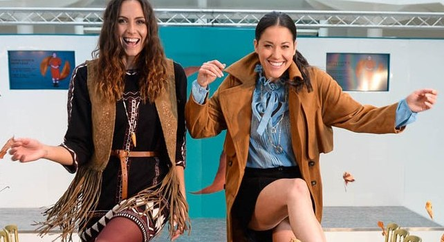 Fashion fans urged to turn over a new leaf this autumn