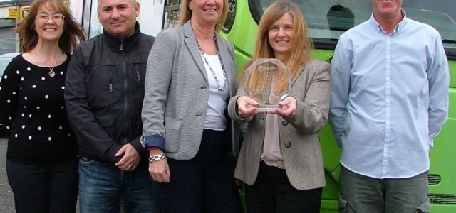 Skoobmobile children's library bus wins library award