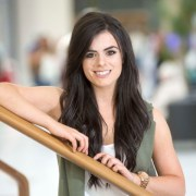 Nicole steps out of eating disorder nightmare with mall dance performance