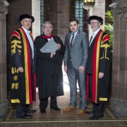 UWS Graduation was a family affair for local MP