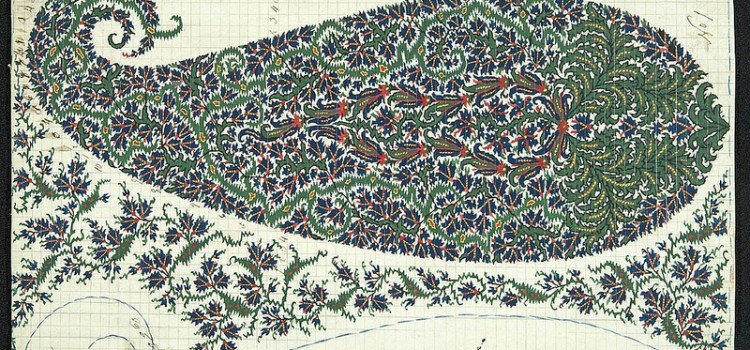Residents urged to get behind town's bid by wearing Paisley Pattern