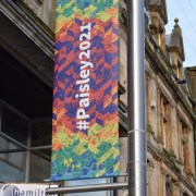 Paisley receives support from around Scotland after culture bid legacy steps get green light