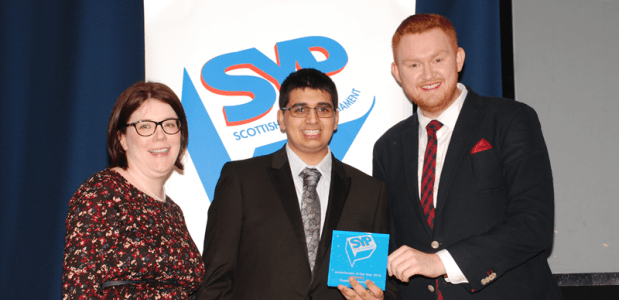 Paisley MSYP wins national youth award for local bus campaign