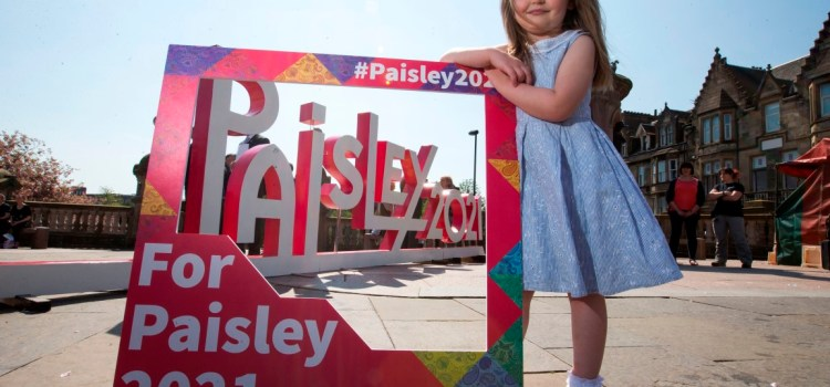 Paisley UK City of Culture 2021 win 'great for whole Glasgow area'