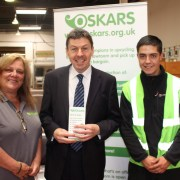 Presiding Officer of The Scottish Parliament gives Paisley charity 'seal of approval'
