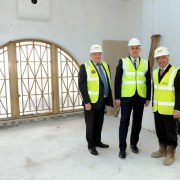 Russell Institute £5m revamp declared 'spectacular' after tour