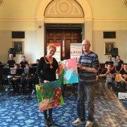 Paisley welcomes its musical twin