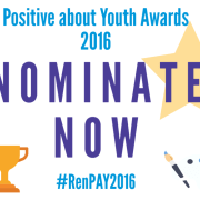 Nominate now for Renfrewshire Positive About Youth Awards 2016