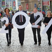 Business development group one of First to back the bid
