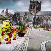 Paisley Lions photos mashed together in You Tube video