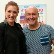 TV star John helps with £100,000 makeover at Pro-Life
